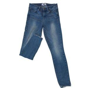 PAIGE Hoxton Ankle Skinny Jean Sz 26
